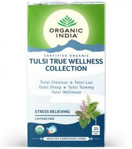 Bilde av Organic India Tulsi True Wellness Collection 5x5 poser