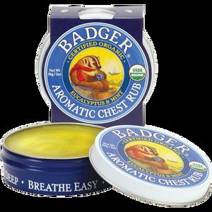 Bilde av Badger Aromatic Chest Rub Balm 21 g