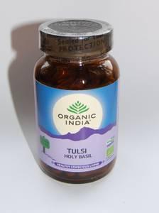 Bilde av Organic India Tulsi Holy Basil 90 kapsler