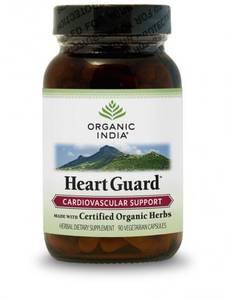 Bilde av Organic India Heart Guard 90 kapsler