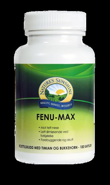 Nature's Sunshine Fenu-Max 100 kapsler