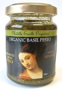 Bilde av Middle Earth Pesto Genovese Originale 120 g