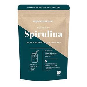 Bilde av Supernature Spirulina 150 g pulver