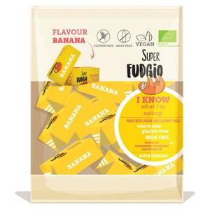 Bilde av Super Fudgio Banana myke karameller 150 g