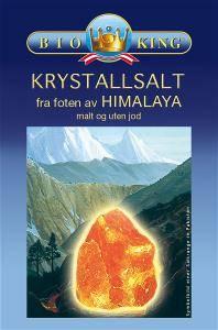 Bilde av BioKing Himalaya krystallsalt finmalt 500g pose